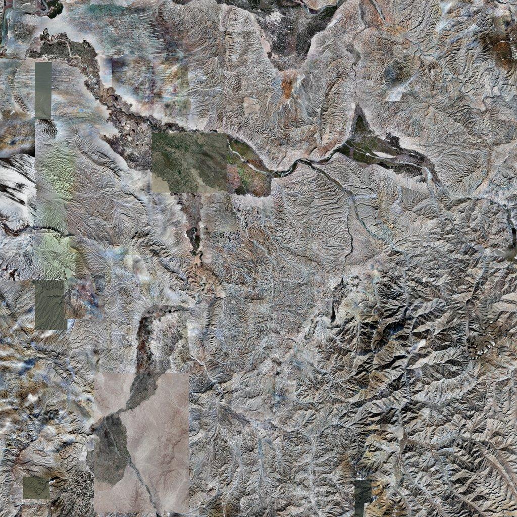 PMC Afghanistan, Kunduz Terrains Satellite Texture