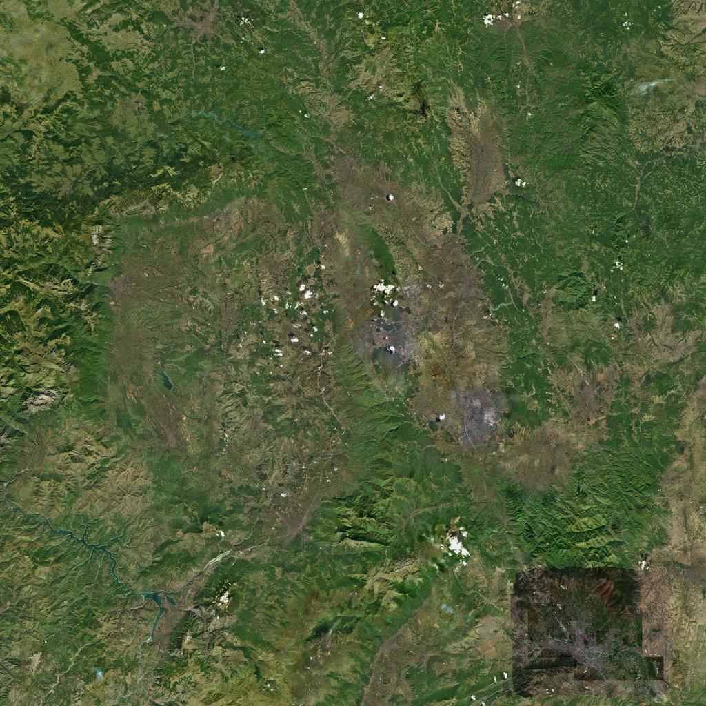 PMC Balkans, Kosovo Terrains Satellite Texture