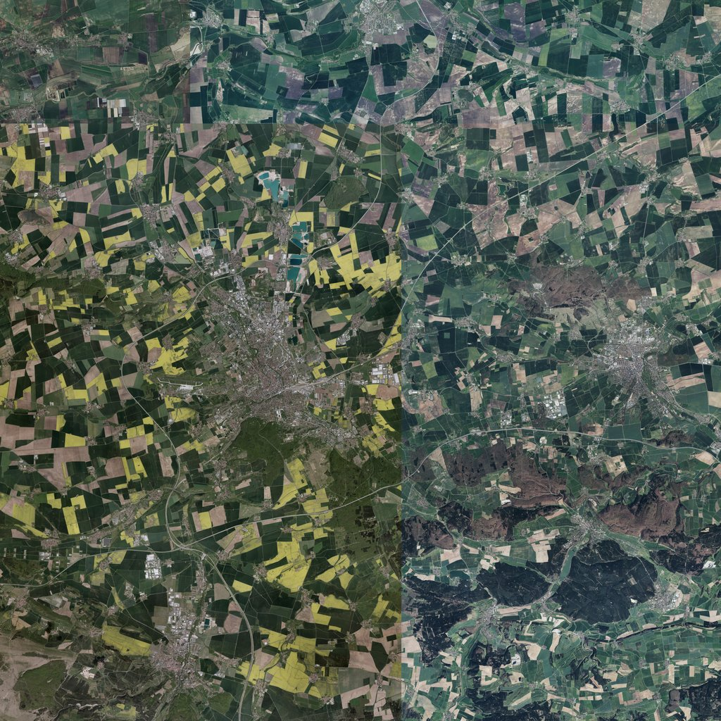 PMC Germany Erfurt Terrains Satellite Texture