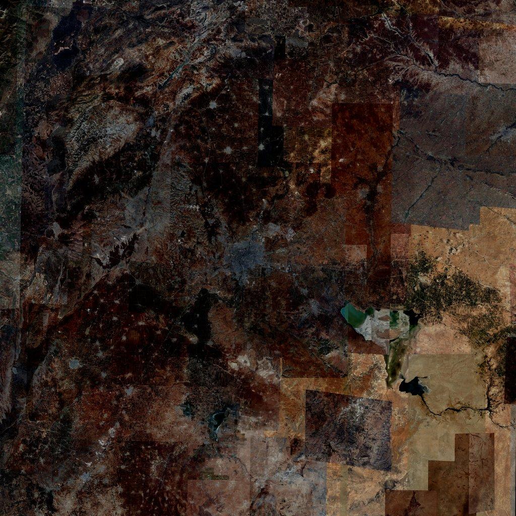 PMC Syria, Aleppo Terrains Satellite Texture